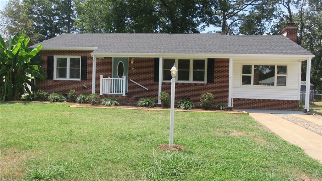 109 KERLIN RD, Newport News, VA 23601