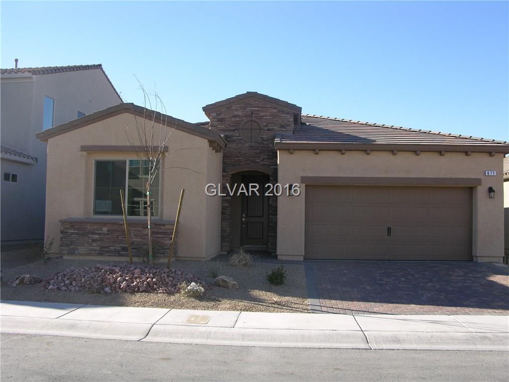 871 GALLERY COURSE Drive, Las Vegas, NV 89148