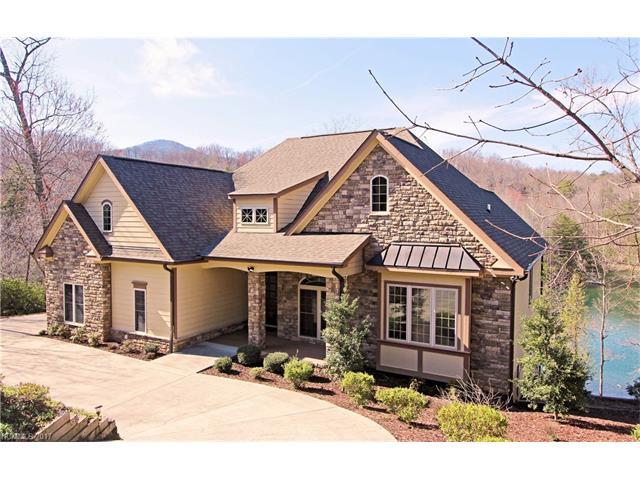 584 Shumont Estates Drive, Lake Lure, NC 28746