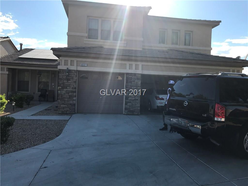 6537 BLACK STAR POINT Court, Las Vegas, NV 89084