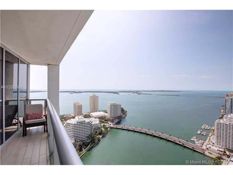 495 Brickell Ave 4001, Miami, FL 33131