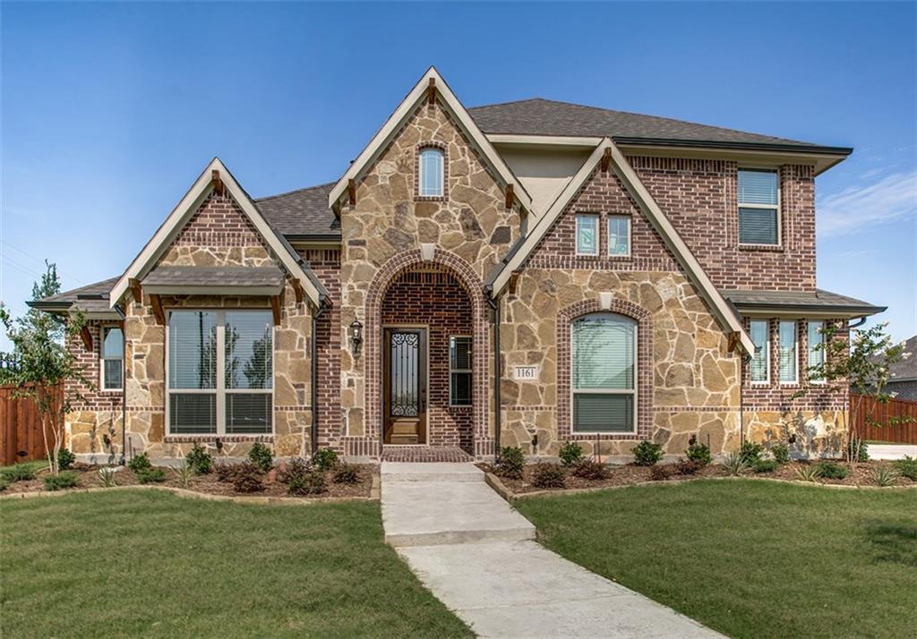 1161 Waterton Drive, Prosper, TX 75078