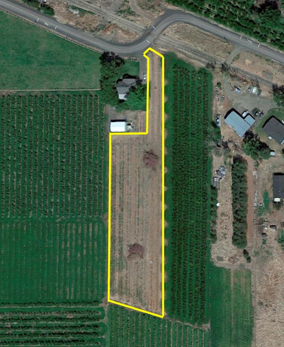 Parcel 2 County Road, Milton Freewater, OR 97862