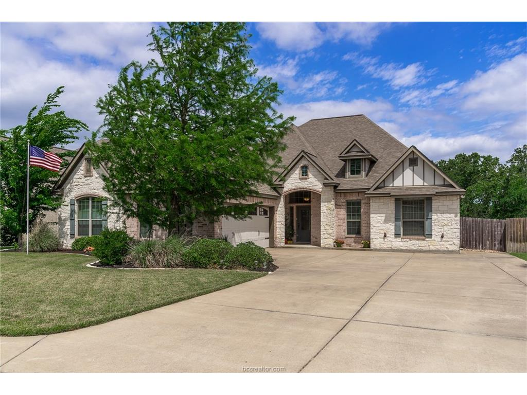 2420 Stone Castle Circle, College Station, TX 77845