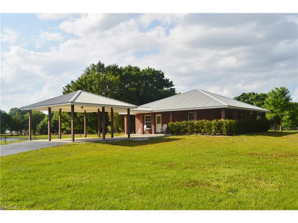 1191 Corner Oaks RD, LABELLE, FL 33935