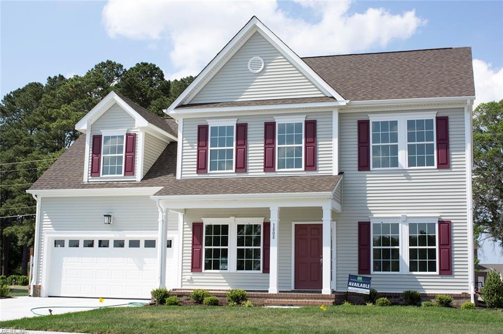 1808 ASHLAR LN, Chesapeake, VA 23320