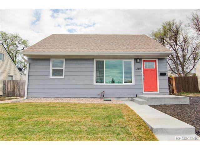 1360 W Gill Place, Denver, CO 80223