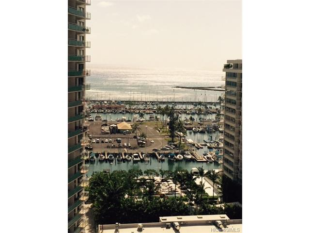 1778 Ala Moana Boulevard 1211, Honolulu, HI 96815