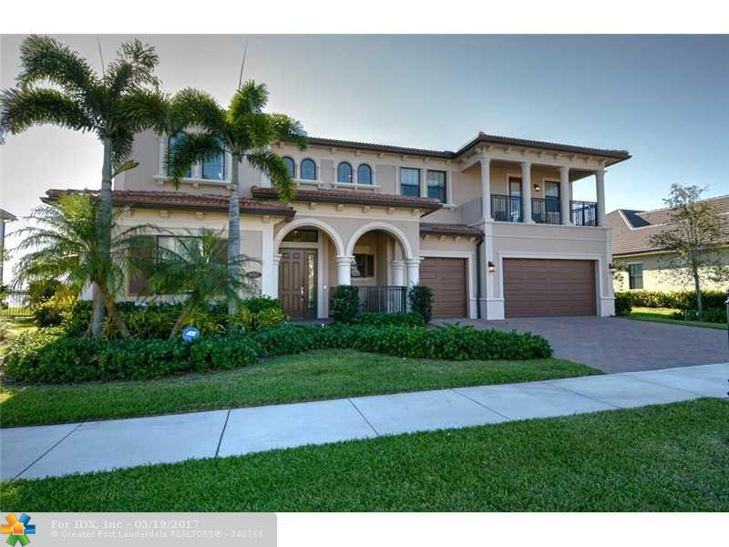 8815 Watercrest Circle Ea, Parkland, FL 33076
