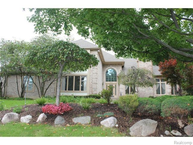 4502 CHERRY HILL Drive, Orchard Lake, MI 48323