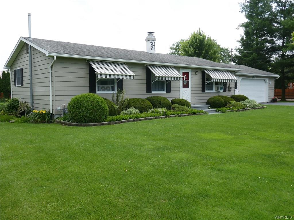 5267 Upper Mount Morris Road, Leicester, NY 14481