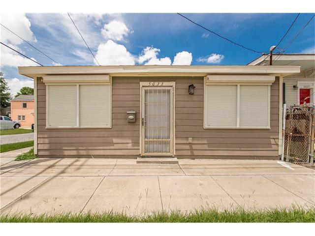 5033-5033.5 TCHOUPITOULAS Street, New Orleans, LA 70115