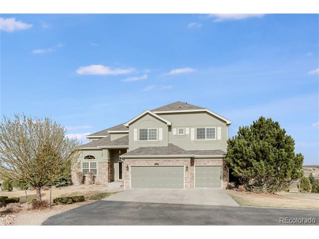 2401 Elkhorn Ranch Street, Parker, CO 80138
