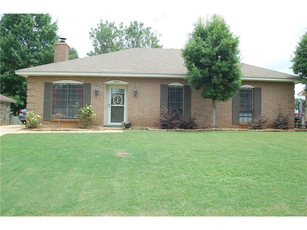 2932 Willow Lane Drive, Montgomery, AL 36109