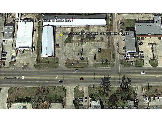3805 PONTCHARTRAIN Drive 22, SLIDELL, LA 70458