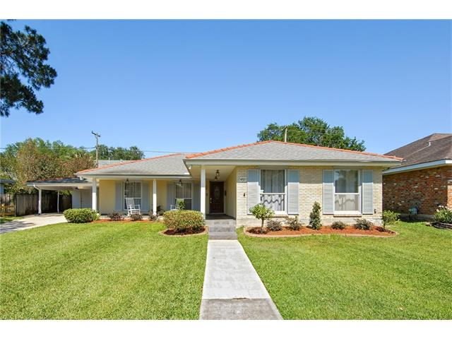 4721 PAGE Drive, Metairie, LA 70003