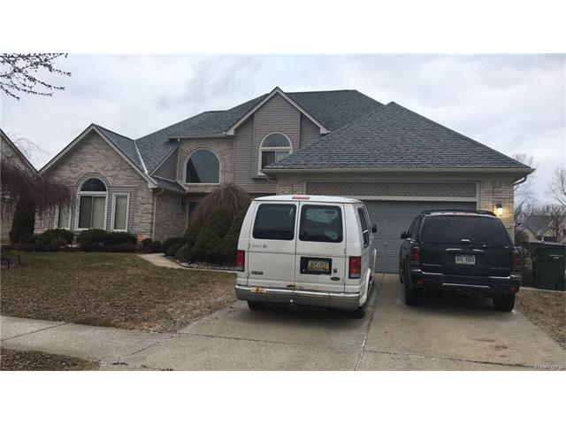 13837 STRATHMORE, Shelby Twp, MI 48315