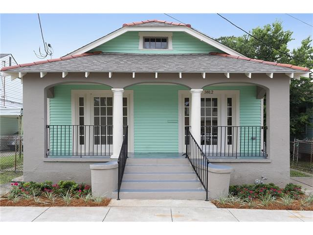 3812 N JOHNSON Street, New Orleans, LA 70117