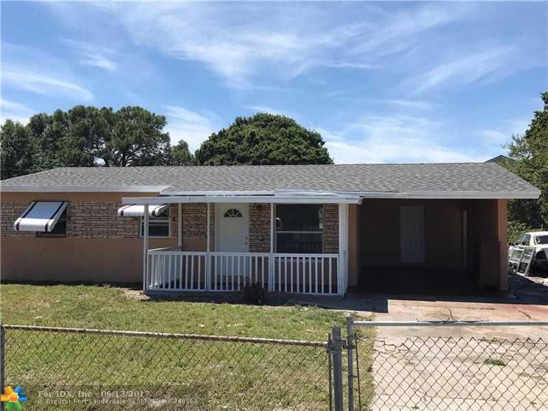 1813 N 16 CT, Fort Pierce, FL 34950
