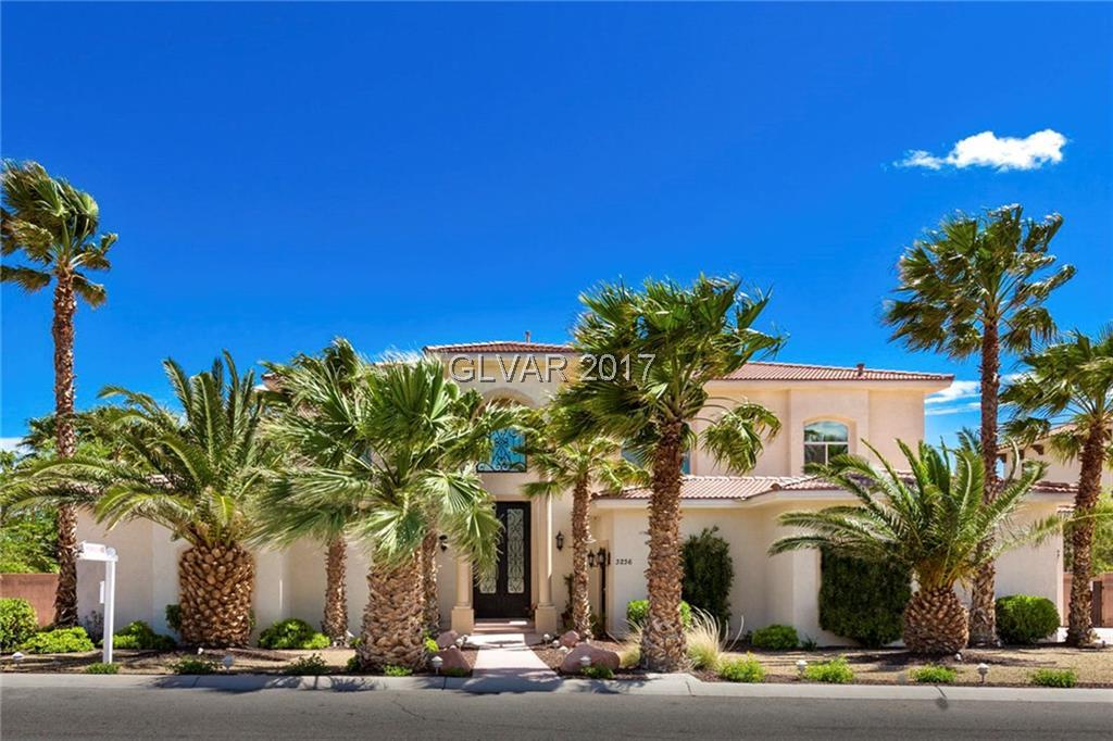 3236 COSTA SMERALDA Circle, Las Vegas, NV 89117