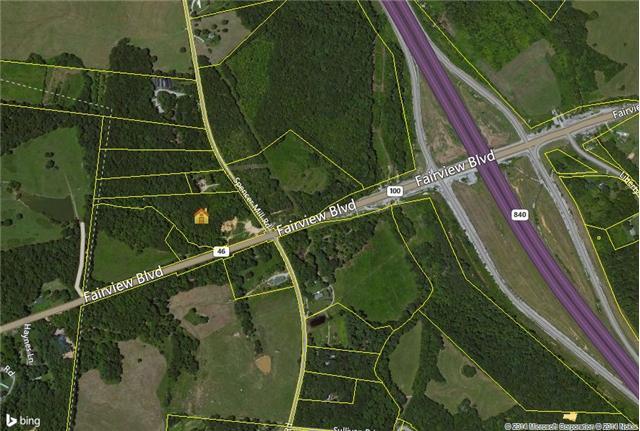 0 Hwy 100/Spencer Mill Rd, Fairview, TN 37062