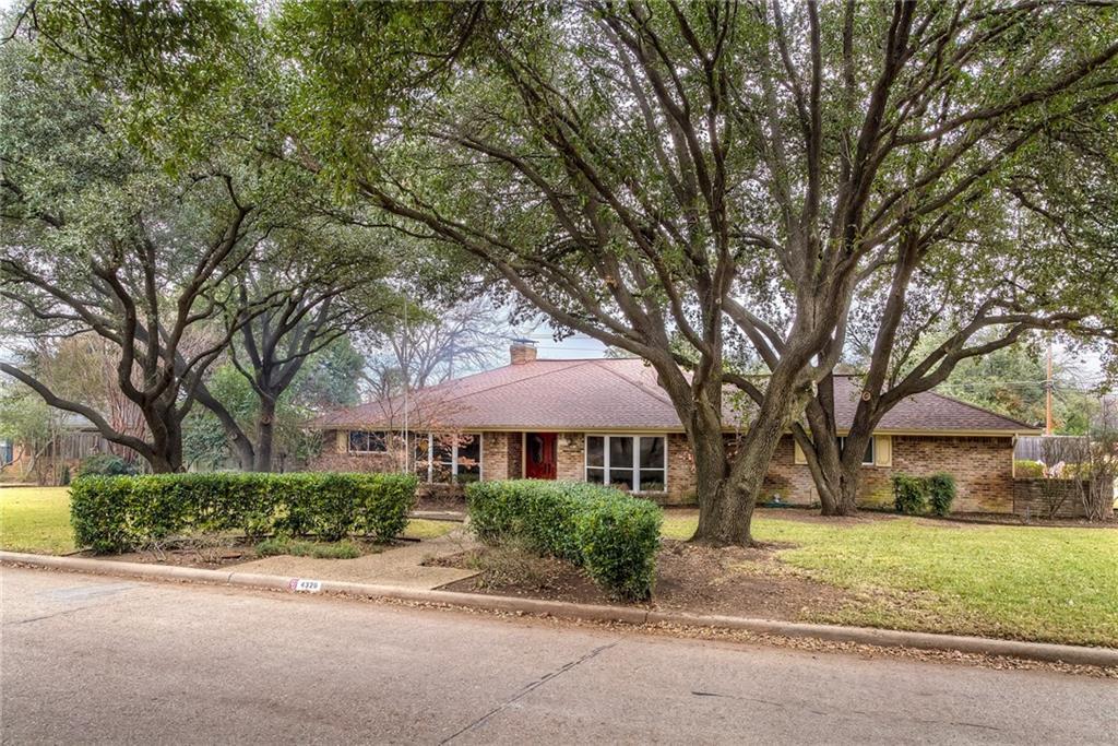 4329 Nashwood Lane, Dallas, TX 75244