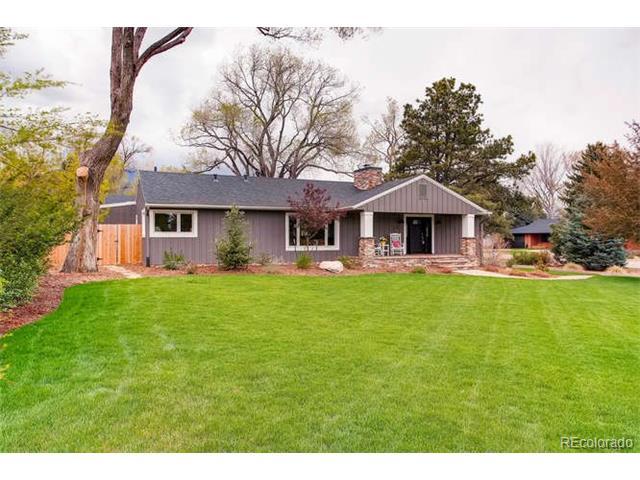 30 Oak Avenue, Colorado Springs, CO 80906