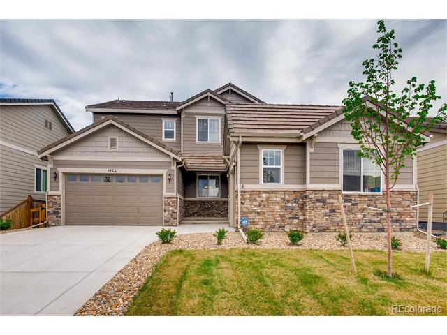 14221 Sierra Ridge Circle, Parker, CO 80134