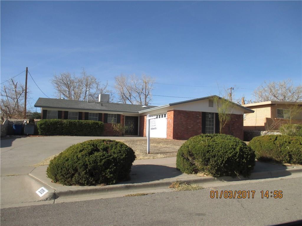 305 Purple Hills, El Paso, TX 79912