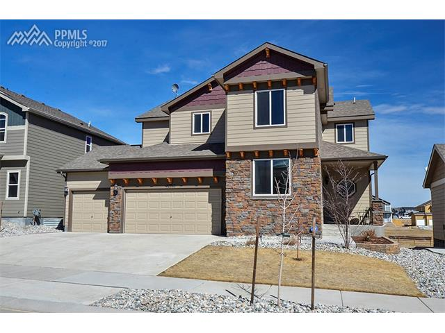 12760 MT OXFORD Place, Colorado Springs, CO 80831