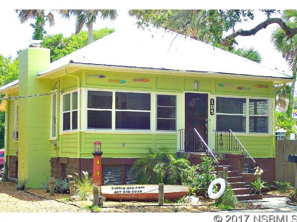 105 Peninsula Ave, New Smyrna Beach, FL 32169