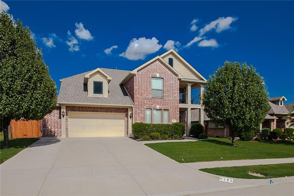 2425 Thunderbrook Drive, Little Elm, TX 75068