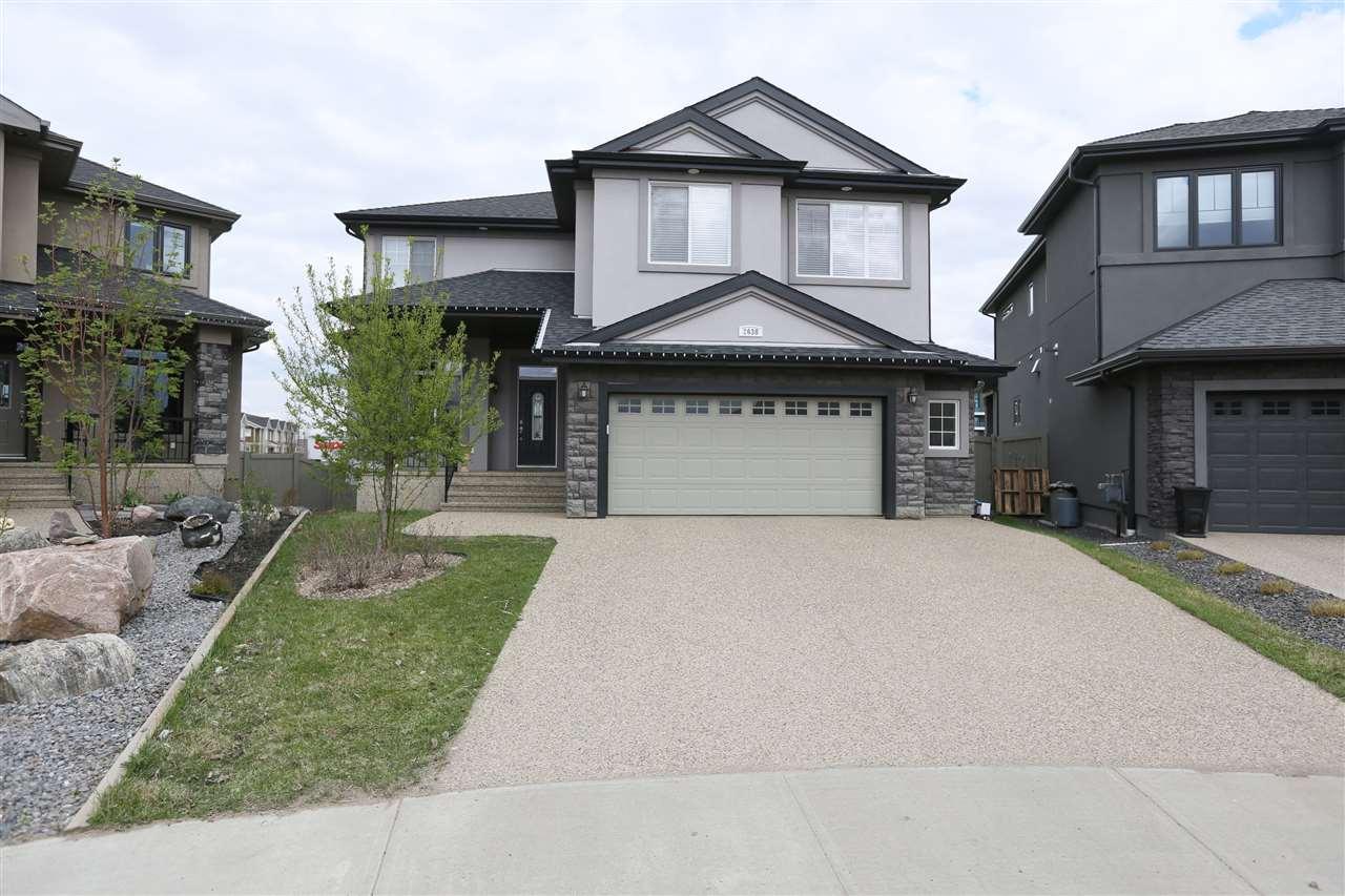 2638 WATCHER Way, Edmonton, AB T6W 0X7