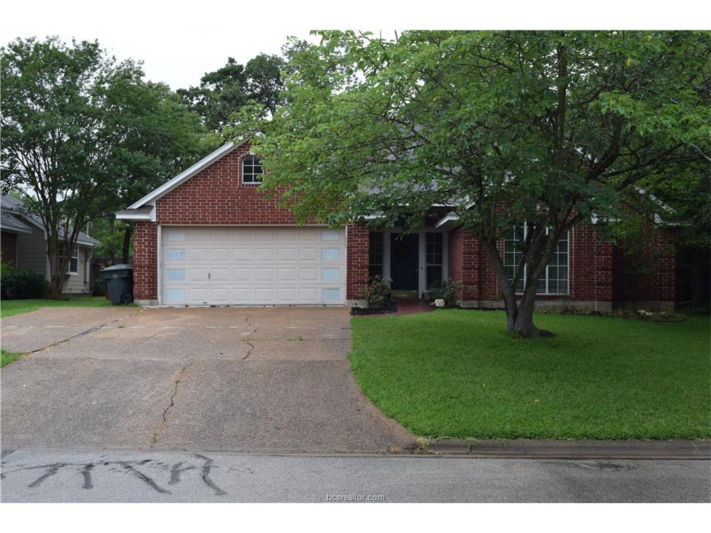 1307 Bayou Woods Drive, College Station, TX 77840