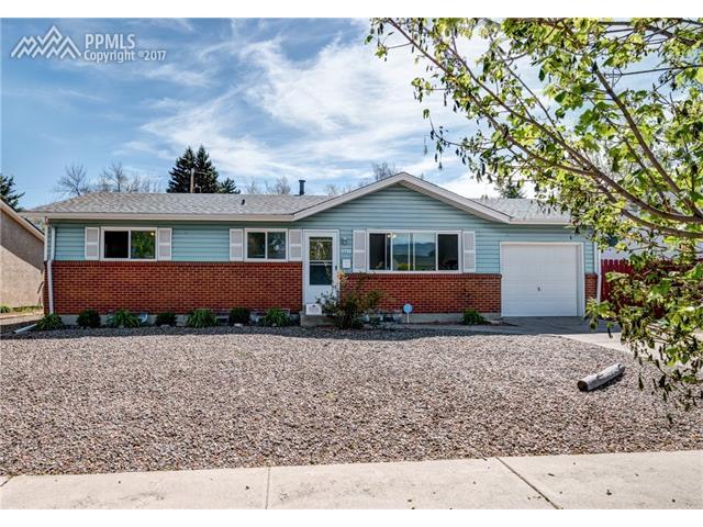 1715 WYNKOOP Drive, Colorado Springs, CO 80909