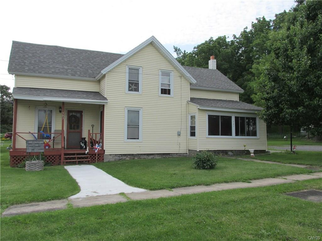 503-505 Sterling Street, Brownville, NY 13634