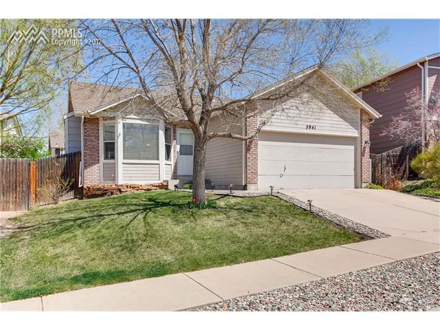 5941 Corinth Drive, Colorado Springs, CO 80923