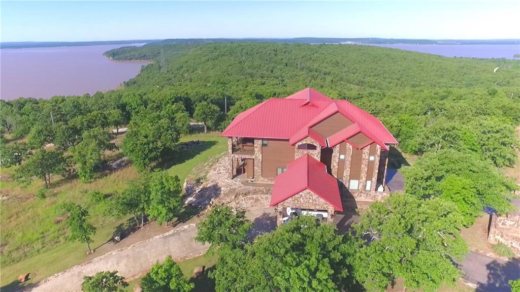 421784 E 1180 Road, Eufaula, OK 74432