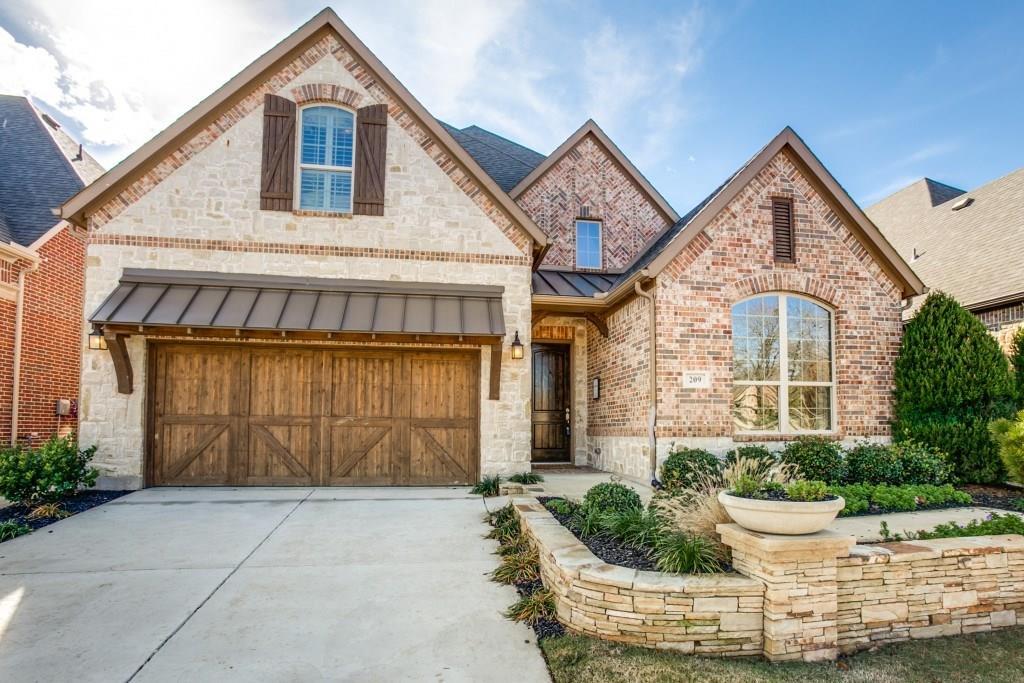 209 Woodland Pond Drive, Allen, TX 75013
