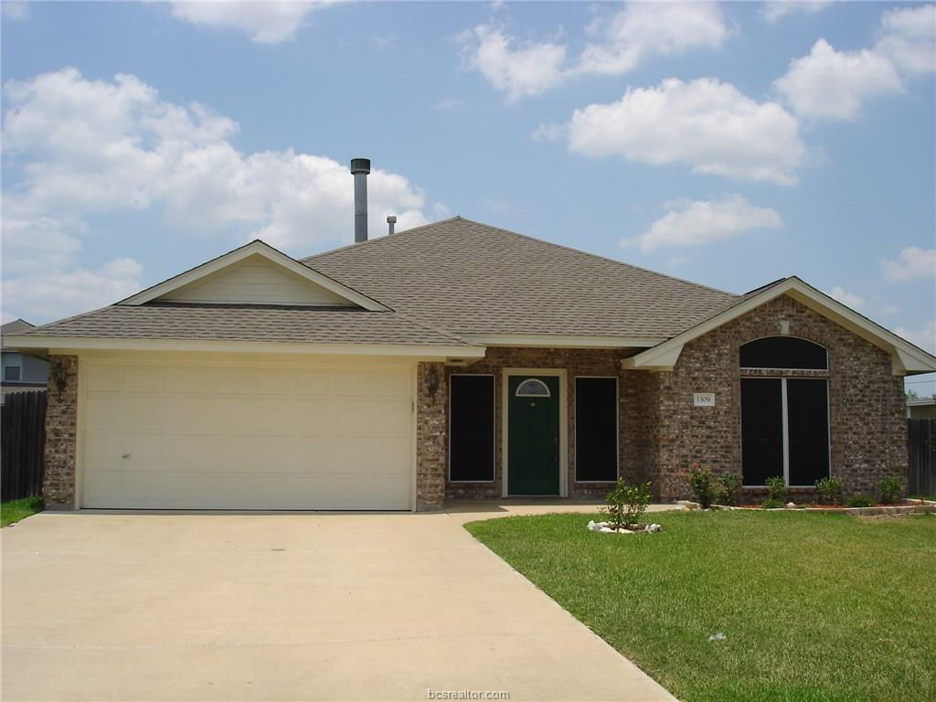1309 ROANOKE Court, College Station, TX 77845