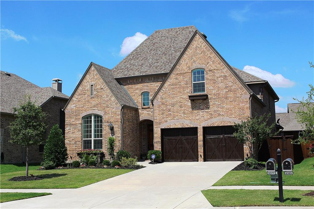 6377 Bear Lake Road, Frisco, TX 75034