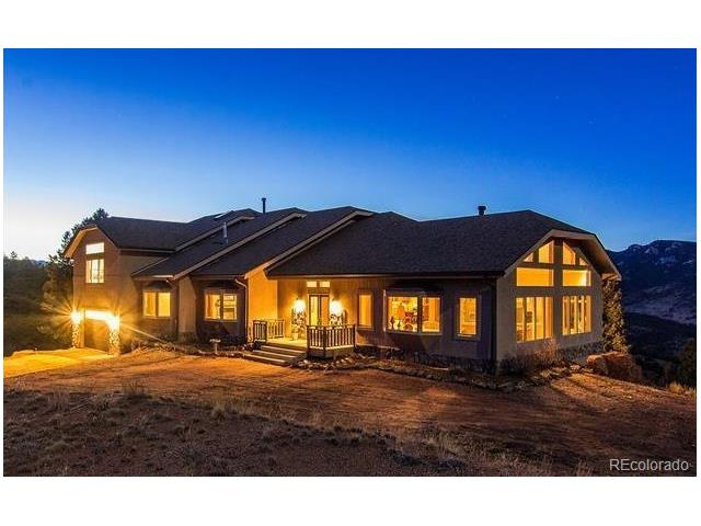 15854 Cathedral Trail, Conifer, CO 80433