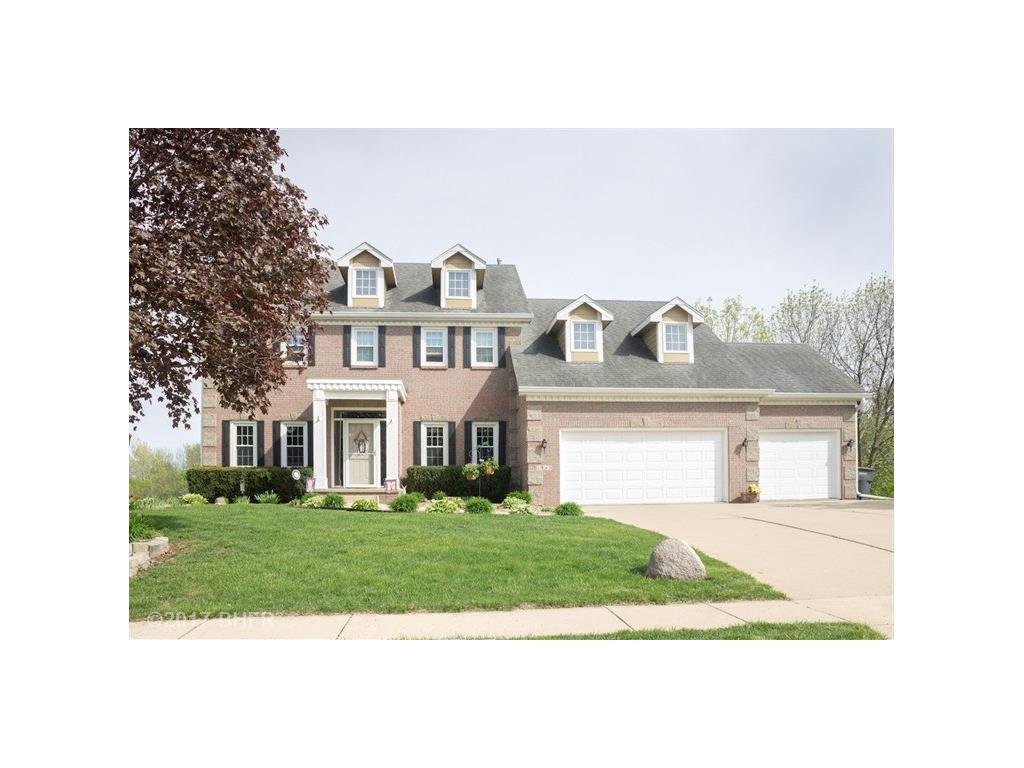 1843 NW 155th Court, Clive, IA 50325