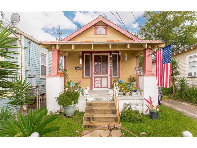 423 S BERNADOTTE Street, New Orleans, LA 70119