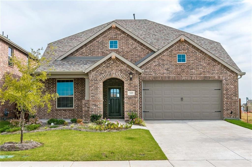 1228 Rocky Mountain Court, Celina, TX 75009