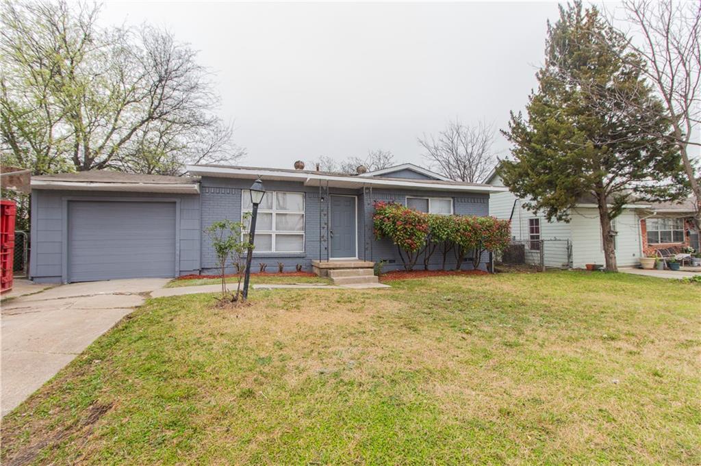 600 Cascade Drive, Garland, TX 75041