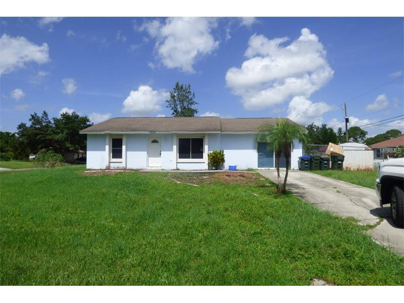 1533 OKETO STREET, NORTH PORT, FL 34286