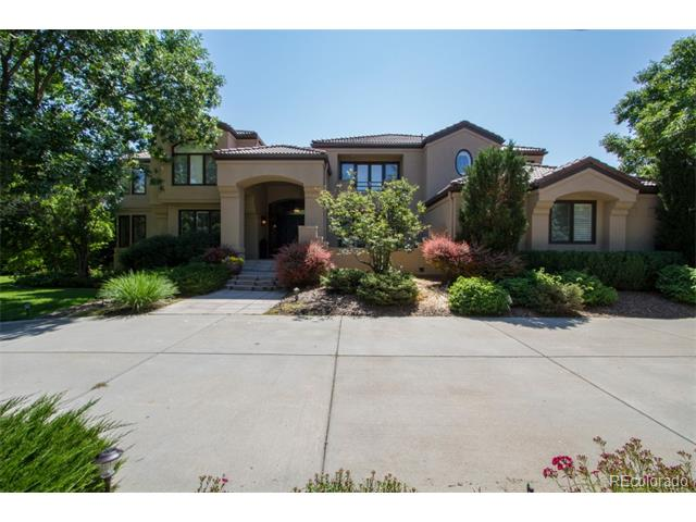 4902 S Elizabeth Circle, Cherry Hills Village, CO 80113