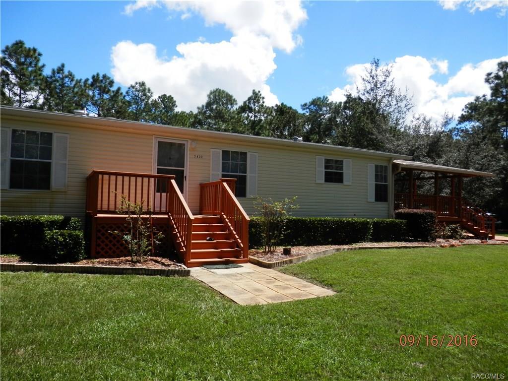 3433 S Aberdeen Terrace, Homosassa, FL 34448