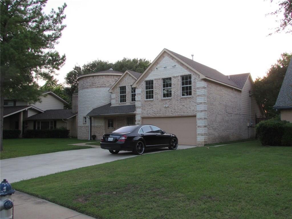 813 Beacon Hill Drive, Irving, TX 75061